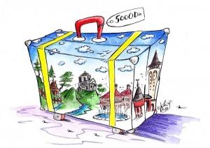 Elő a bőrönddel!