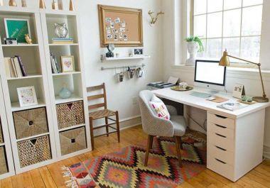 Dolgozószoba az otthonunkban