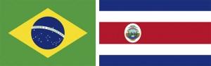Brazília–Costa Rica 2:0 (0:0)