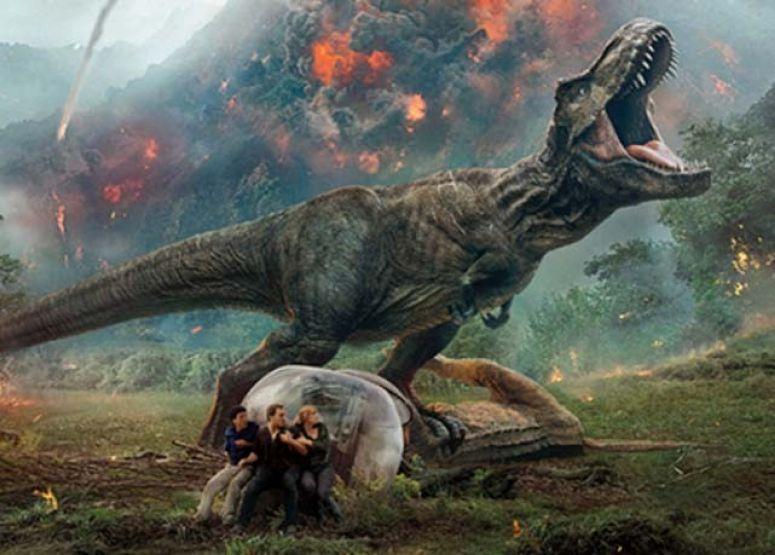 Jurassic World — Bukott birodalom