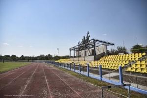 Megújul a zentai stadion