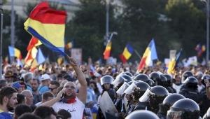 Tüntetések Romániában