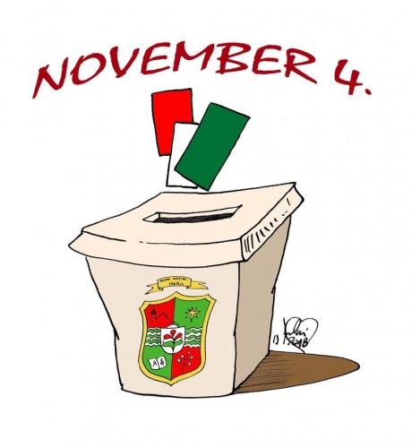 November 4-én nemzeti tanácsi választásokat tartanak Szerbiában