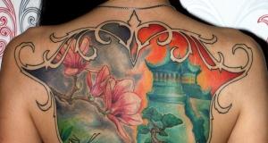 A tetoválás nem megy ki a divatból