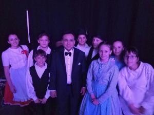 Csantavéri hittanosok képviselték Vajdaságot Mága Zoltán újévi koncertjén