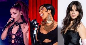 A női énekesek legjobbjai 2018-ban