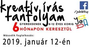 Topolya — Kreatív írás tanfolyam 8–12 éves gyerekeknek