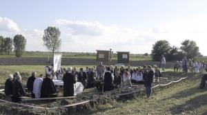 Vajdaság egyik nevezetessége: a kis-horgosi Árpád-kori templom és temető