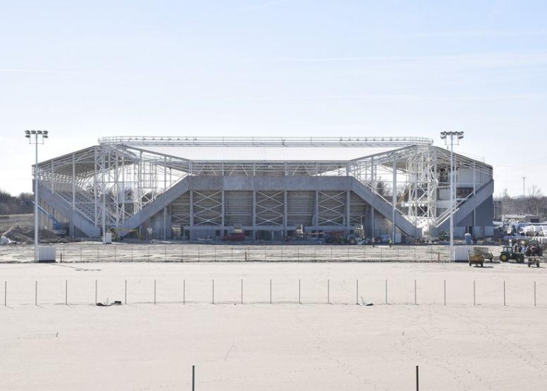Szegedi csoda: épül az egyházmegye sportközpontja, jön a Lazio