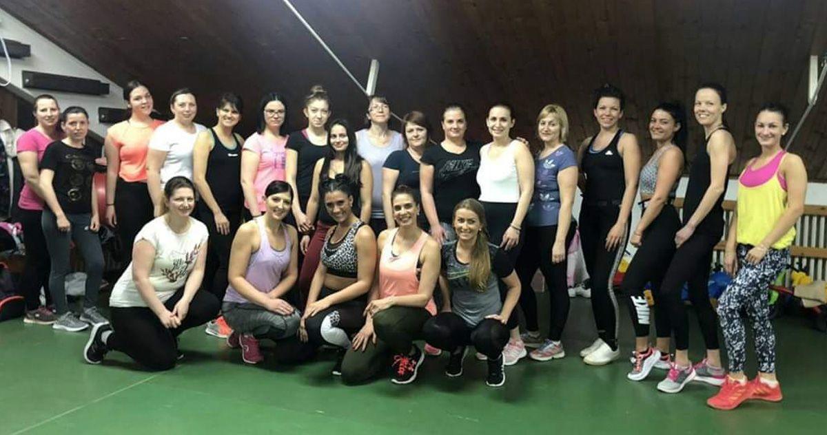 Aerobik és csoportos órák - Liget Fitness Wellness, Közös aerobik