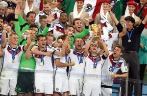 Németország a világ tetején