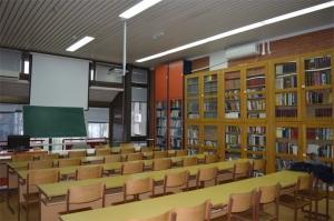 Magyar tanszék, szerb könyvtáros