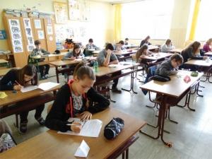 Községi anyanyelvi verseny a Hunyadiban