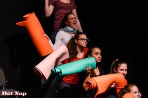 Filmek, színdarabok, középiskolások, Zenta — KSZVF