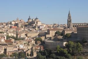Toledo, Avignon, Genf, Bern, Innsbruck — Budapest…