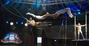 Elkezdődött a 11. Budapesti Nemzetközi Cirkuszfesztivál