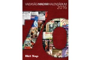 Megjelent a Vajdasági Magyar Kalendárium, 2016