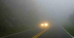 Köd előttem, köd utálom