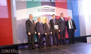 Orbán és Vučić a Masterplast új gyártóüzemének megnyitóján