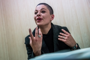 Holland énekesnő fekete hanggal és magyar névvel