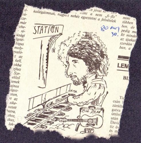 Bob Dylan kapja az irodalmi elismerést