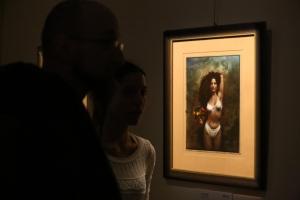 Megnyílt Jan Saudek szegedi kiállítása