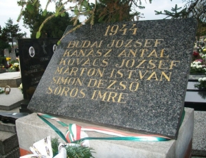 Az 1944-es ártatlan áldozatokra emlékeztek Muzslyán