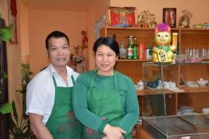 Chen Shuan és Li Kai