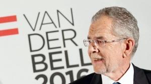 Zöld elnöke lett Ausztriának