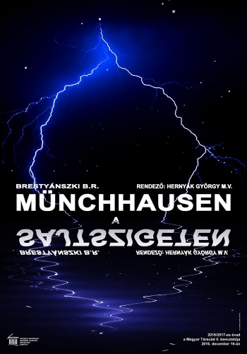 Münchhausen a Sajtszigeten