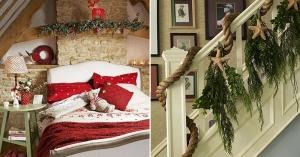 Karácsony előtti hangulat a lakásunkban
