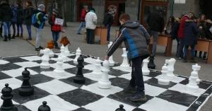 Sakkjátszmák a rászorultakért