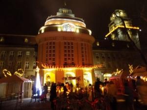 Megkezdődött a Karácsonyi Kavalkád Zentán
