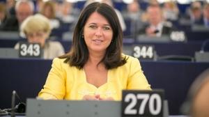 Az Európai Parlament alelnökké választotta Pelczné Gáll Ildikót
