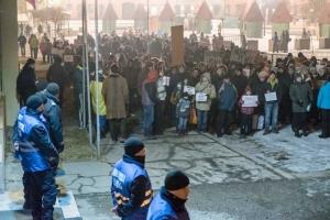 Folytatódtak Romániában a nagyszabású tüntetések