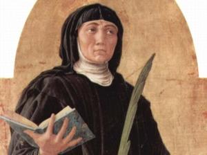 A hét szentje: Szent Skolasztika