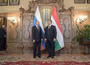 Putyin Magyarországon