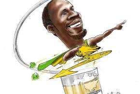 Usain Bolt az év férfi sportolója