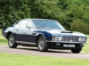 Az Aston Martin viharos története (1.)