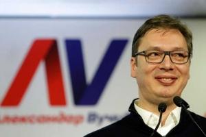 Aleksandar Vučić nyerte meg az elnökválasztást