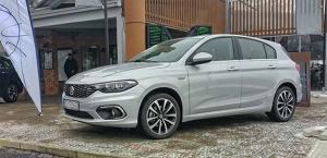 Jön az új Fiat-családtag, a Tipo HB