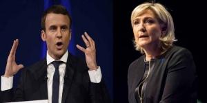 Macron és Le Pen a második fordulóban