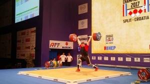 Három szabadkai a súlyemelő-Európa-bajnokságon
