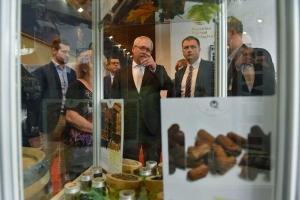 Magyar kiállítók az újvidéki Nemzetközi Mezőgazdasági Vásáron