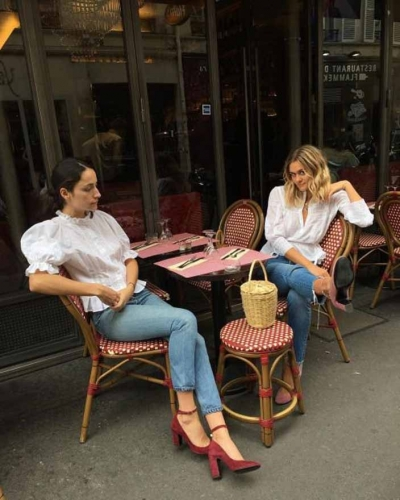 La Parisienne — a francia nő (1.)