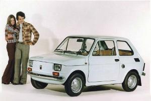 Fiat 126p — az örök szerelem