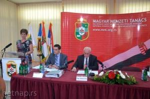 A nyári szünet előtti utolsó ülését tartotta meg a Magyar Nemzeti Tanács