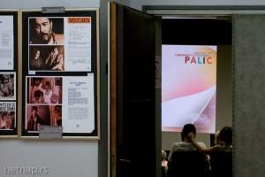 A Palicsi Filmfesztivál műsora