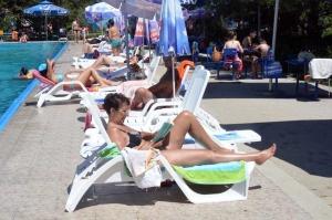 Nyár az Adicában