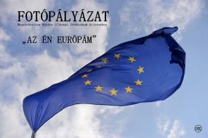 """Fotópályázat: """"Az én Európám"""""""